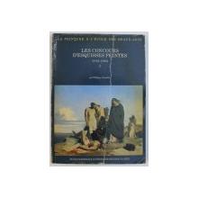 LES CONCOURS D ' ESQUISSES PEINTES 1816 - 1863 , TOME I : CATALOGUE par PHILIPE GRUNCHEC , 1986