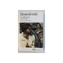 LES DEMONS (LES POSSEDES) par DOSTOIEVSKI , 2003