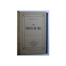LES FLEURS DU MAL par BAUDELAIRE , 1936