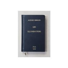 LES ILLUMINATIONS par ARTHUR RIMBAUD , 1914