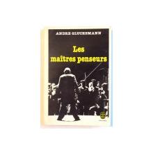 LES MAITRES PENSEURS de ANDRE GLUCKSMANN, 1977