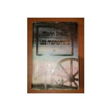 LES MOROMETE-MARIN PREDA,BUC.1986