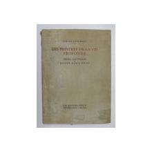 LES PEINTRES DE LA VIE PROFONDE , CECILE CAUTERMAN ET RAINER MARIA RILKE par SIMONE BERGMANS , 1943