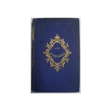 LES POISONS par ARTHUR MANGIN , CARTEA TRATEAZA ISTORICUL OTRAVURILOR , PLANTELE OTRAVITOARE SI HALUCINOGENE , SUBSTANTELE FOLOSITE LA PREPARARE , ETC. , 1869  , CONTINE STAMPILA LUI GEORGE JOANNID  *