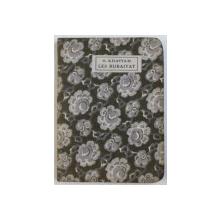LES RUBAIYAT par OMAR KHAYYAM , traduction nouvelle par F. ROGER - CORNAZ , CARTE DE FORMAT MIC , EDITIE INTERBELICA