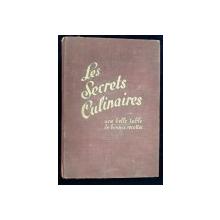 Les Secrets Culinaires - Paris, 1929