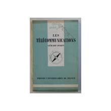 LES TELECOMMUNICATIONS par GERARD ROBIN , 1985