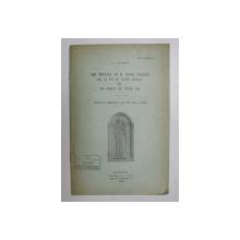 LES TRAVAUX DE M. HENRI PIRENNE SUR LA FIN DU MONDE ANTIQUE ET LES DEBUTS DU MOYEN AGE par H. LAURENT , 1932 , DEDICATIE*
