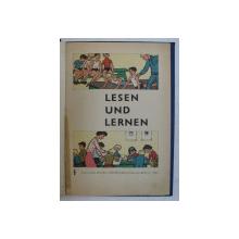 LESEN UND LERNEN , 1963