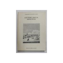 LETTERE DALLA MOSCOVIA 1733 - 1734 di FRANCESCO LOCATELLI LANZI , a cura di MARIA CHIARA PESENTI , 1991