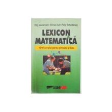 LEXICON DE MATEMATICA de WILLY MEERSMANN , MICHAEL AUTH , PETER SCHWITTLINSKY , 2001