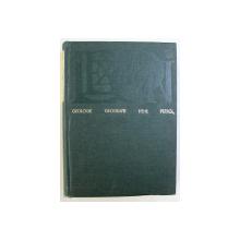 LEXICON - GEOLOGIE , GEOGRAFIE , MINE , PETROL VOL. I A-K de NICOLAE MIHAILESCU , 1975