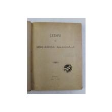 LEZIONI DI MECCANICA RAZIONALE , 1901 - 1902