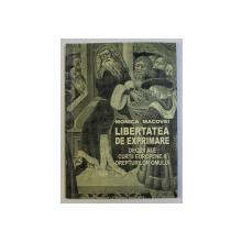 LIBERTATEA DE EXPRIMARE - DECIZII ALE CURTII EUROPENE A DREPTURILOR OMULUI de MONICA MACOVEI , 1996