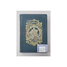 LIBUSA - JAHRBUCH FUR 1858 , herausgegeben von PAUL ALONS KLAR , APARUTA 1858