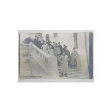 Liceul Militar Manastirea Dealu - Foto tip CP
