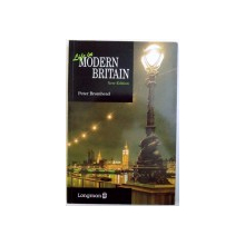 LIFE IN MODERN BRITAIN de PETER BROMHEAD, 1998