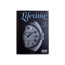 LIFTIME  - REVISTA by FORBES , COLLECTIBLE WATCH STORIES , NR. 001 / 2013