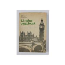 LIMBA ENGLEZA - MANUAL PENTRU ANUL I LICEU - ANUL V DE STUDIU de VIRGILIU HERESCU ...TINA HERESCU - DANIIL , 1975