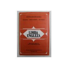 LIMBA ENGLEZA , MANUAL PENTRU CLASA A X - A de DORIS BUNACIU ... ANCA TANASESCU , 1998