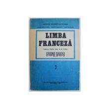 LIMBA FRANCEZA MANUAL PENTRU ANUL III DE STUDIU de DOINA POPA SCURTU ...DAN ION NASTA , 1992