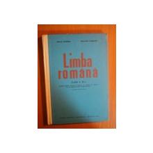 LIMBA ROMANA , CLASA a III a , MANUAL PENTRU SCOLILE SI SECTIILE CU LIMBILE DE PREDARE ALE NATIONALITATILOR CONLOCUITOARE de DOLGA ELEONORA , JOHANNES