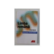 LIMBA ROMANA , GRAMATICA DE DOMNITA TOMESCU , 2002