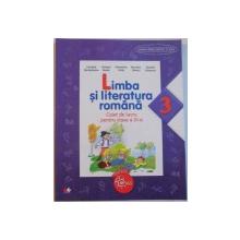 LIMBA SI LITERATURA ROMANA , CAIET DE LUCRU PENTRU CLASA  A III A , 2016