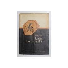 LIMBA TRACO-DACILOR - I.I. RUSSU  1959