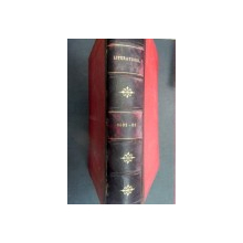 LITERATORUL  REVISTA LITERARA  1882- 83