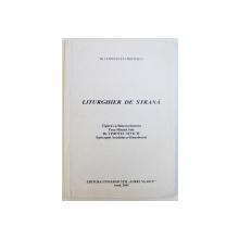 LITURGHIER DE STRANA de CONSTANTA CRISTESCU, 2001