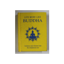 LIVE MORE LIKE BUDDHA , 2015
