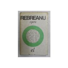 LIVIU REBREANU , OPERE , VOLUMUL 3 , NUVELE , 1968