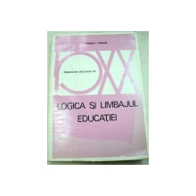 LOGICA SI LIMBAJUL EDUCATIEI-GEORGE F. KNELLER  1973