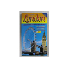LONDON  - A GUIDE WITH 336 COLOUR OLLUSTRATIONS , 2005