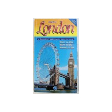 LONDON - A GUIDE WITH 344 COLOUR ILLUSTRATIONS  - WHAT TO SEE , WHAT TO DO , WHERE TO GO , 2012