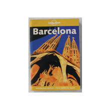 LONELY PLANET - BARCELONA by DAMIEN SIMONIS , 1999
