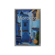 LONELY PLANET - MOROCCO , 2017