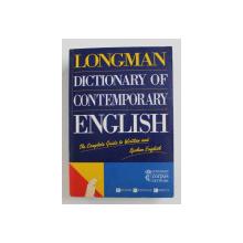 LONGMAN - DICTIONARY OF CONTEMPORARY ENGLISH , 1995