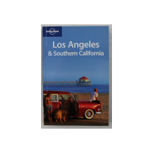 LOS ANGLES and SOUTHERN CALIFORNIA , LONELY PLANET GUIDE by ANDREA SCHULTE  - PEEVERS , 2008