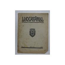 LUCEAFARUL , REVISTA LUNARA DE LITERATURA , ARTA SI CULTURA GENERALA , ANUL II , NR. 6 , IUNIE 1942 , COLTURILE INFERIOARE TAIATE *