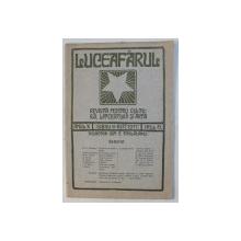 ' LUCEAFARUL '  - REVISTA PENTRU CULTURA , LITERATURA SI ARTA , ANUL X , NUMARUL 6 , 16 MARTIE , 1911