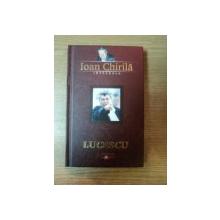 LUCESCU Ed. A II A de IOAN CHIRILA , Bucuresti 2009