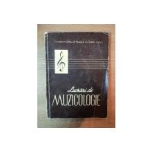 LUCRARI DE MUZICOLOGIE , Cluj 1965