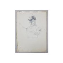 LUCRETIA  MIHAIL SILION ,  PUIU CITIND , DESEN ,  1938