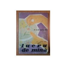 LUCRU DE MINA de FLORICA CEICOVSCHI,1958