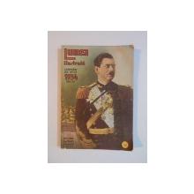 LUMEA ILUSTRATA , CALENDAR PE ANUL 1934