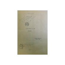 LUMINA PALIDA A DURERII  - TEATRU de GEORGE MACOVESCU , scenariu regizoral IULIAN MIHU , 1978