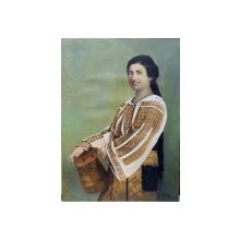 M. Marinescu -  Tanara in costum popular