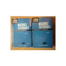 MACHINES ELECTRIQUES 2 VOLUME de M. KOSTENKO, L. PIOTROVSKI, 1979